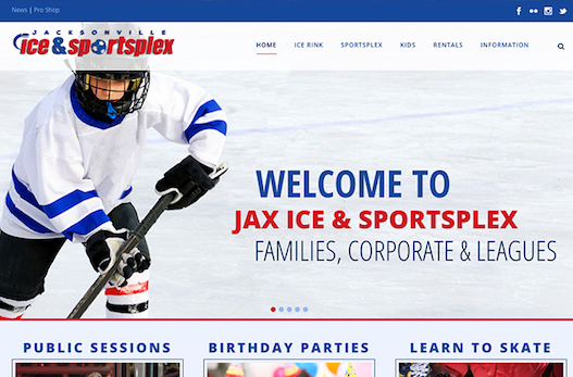 Jax Ice and Sportsplex