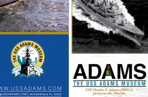 The USS Adams Museum