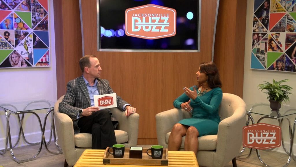 The Jacksonville Buzz With Dr. Kalpana Sundar From Kalvera Vimeo Thumbnail