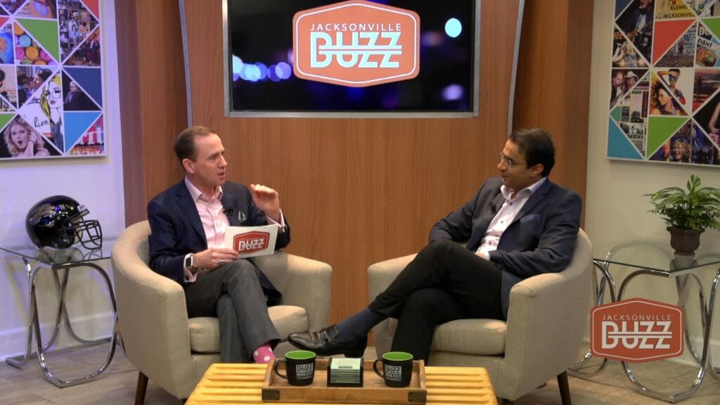 The Jacksonville Buzz With Dr. Waqas Ahmed From American Telephysicians Vimeo Thumbnail