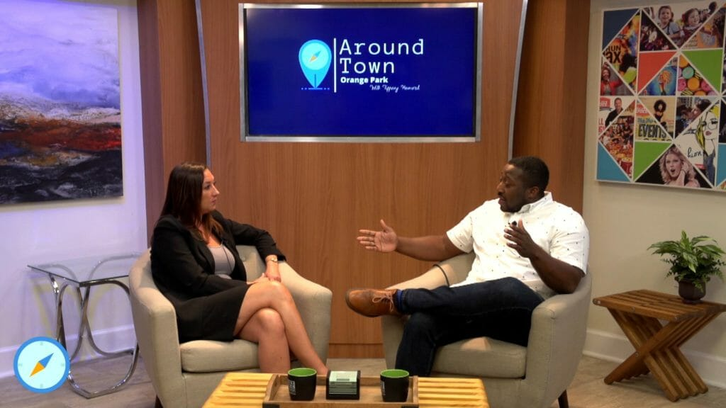 """around Town – Orange Park"" With Dr. Robert Morris From Agape Chiropractic Vimeo Thumbnail"