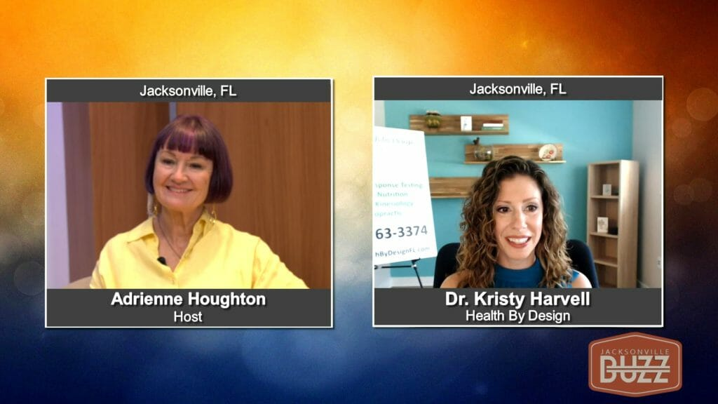 """jacksonville Buzz"" With Dr. Kristy Harvell From Health By Design Vimeo Thumbnail"