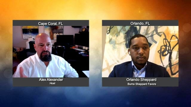 """""""Ask the Attorney"""" with Orlando Sheppard from Burns Sheppard Favors"""