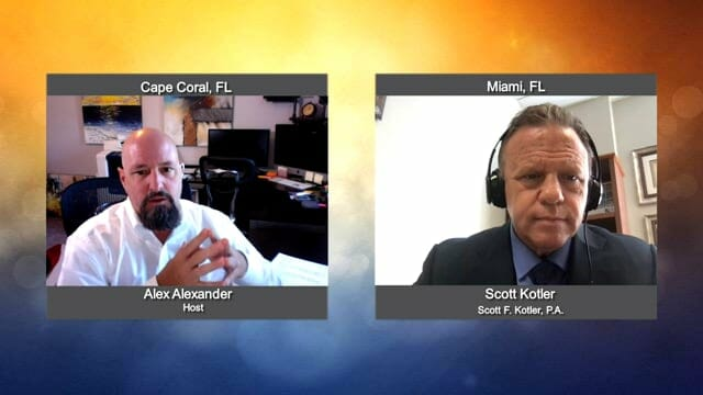 """Ask the Attorney"" with Scott Kotler with Scott F Kotler PA"