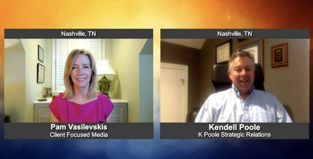 """""""Making a Difference"""" with Kendell Poole from KPoole Strategic Relations"""