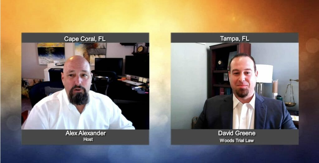 """""""Ask the Attorney"""" with David Greene from Woods Trial Law"""