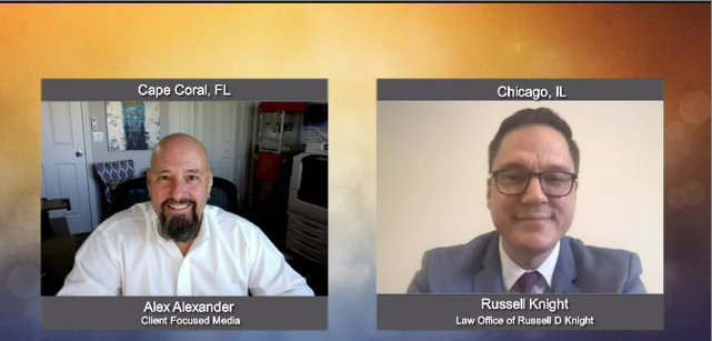 """""""Ask the Attorney"""" with Russell Knight from Law Office of Russell D Knight"""