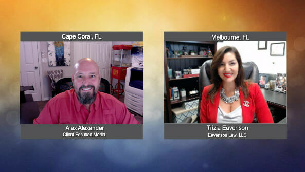 """""""Ask the Attorney """" with Trizia Eavenson from Eavenson Law"""