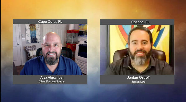 """""""Ask the Attorney"""" with Jordan Ostroff from Jordan Law"""