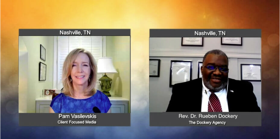 """""""Making a Difference"""" with Rev Dr Rueben Dockery from The Dockery Agency"""
