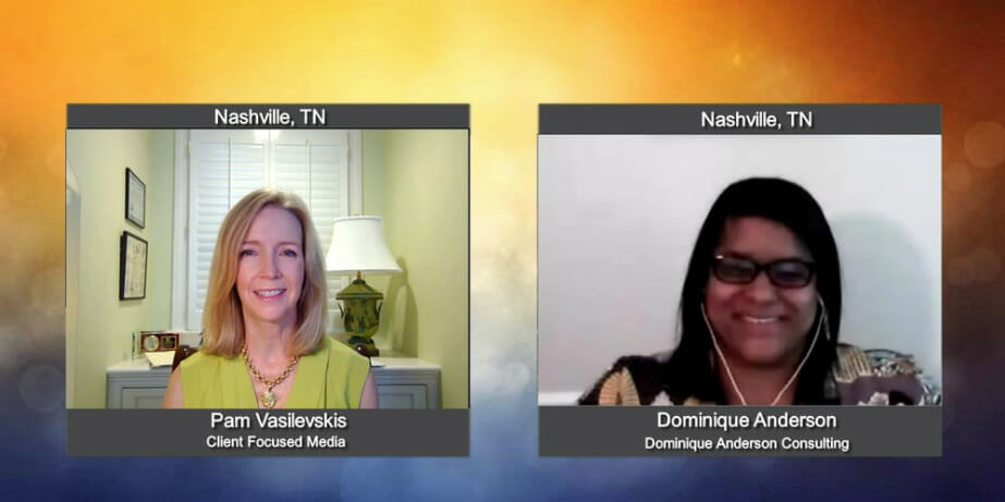 """""""Making a Difference"""" with Dominique Anderson from Dominque Anderson Consulting"""
