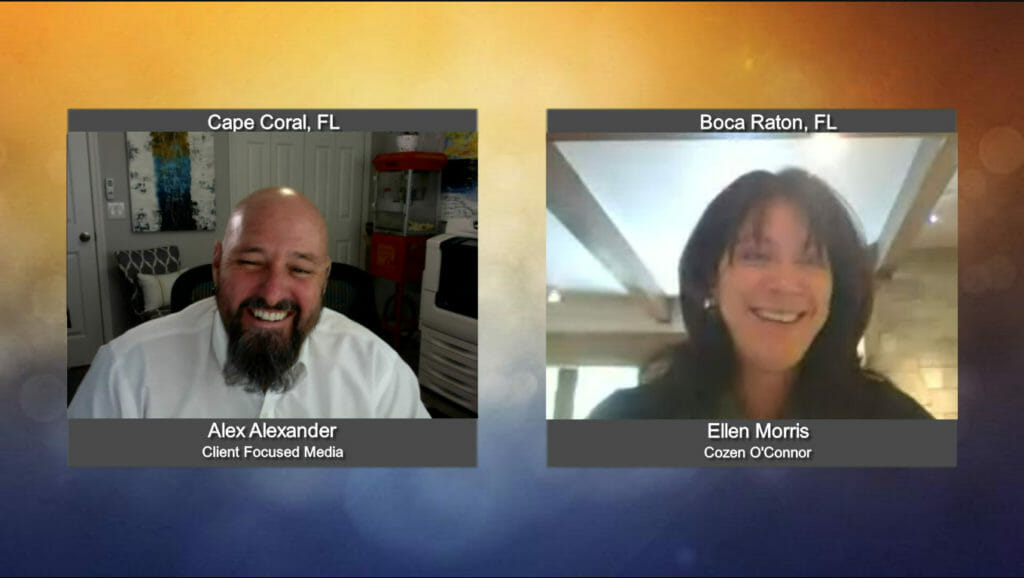 """""""Ask the Attorney"""" with Ellen Morris from Cozen O'Connor"""