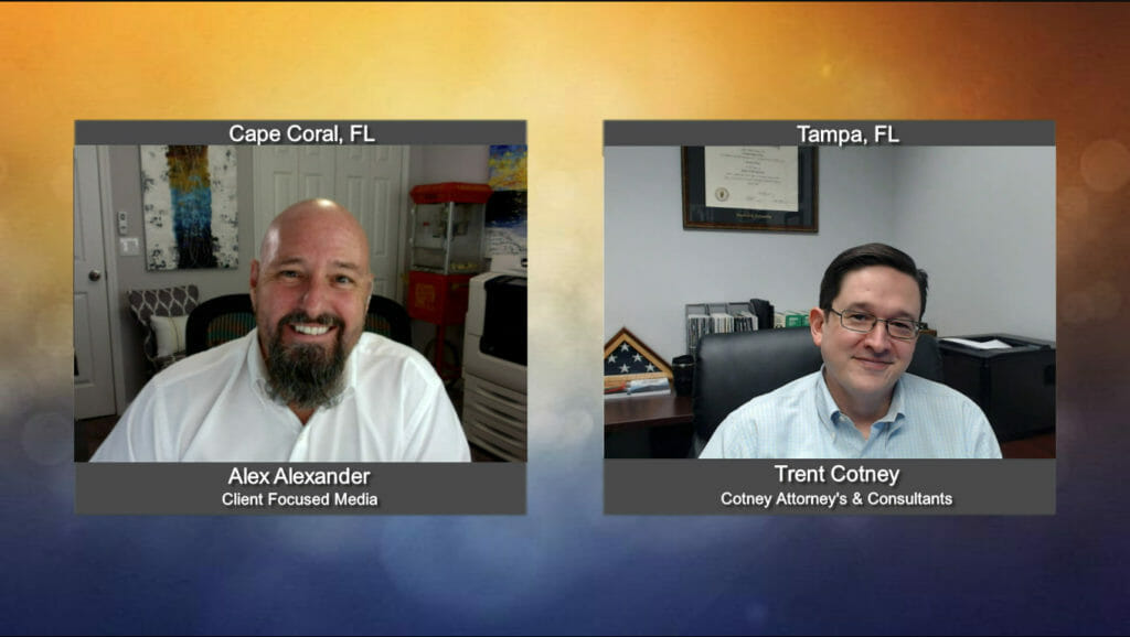 """""""Ask the Attorney"""" with Trent Cotney from Cotney Attorneys & Consultants"""