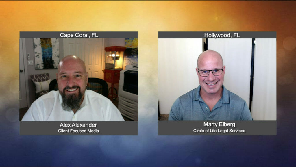 """""""Ask the Attorney"""" with Marty Elberg from Circle of Life Legal Services"""