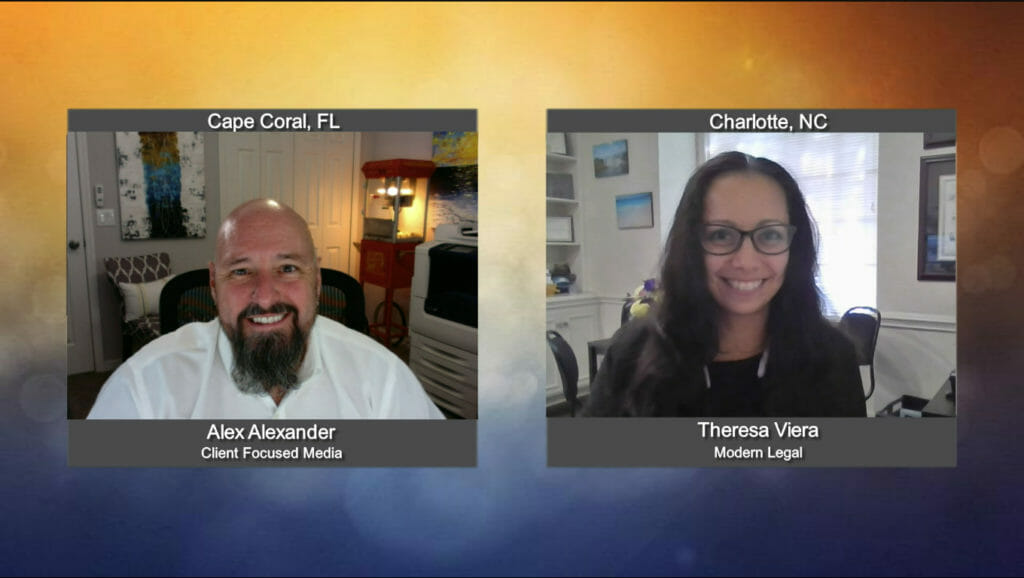 """""""Ask the Attorney"""" with Theresa Viera from Modern Legal"""