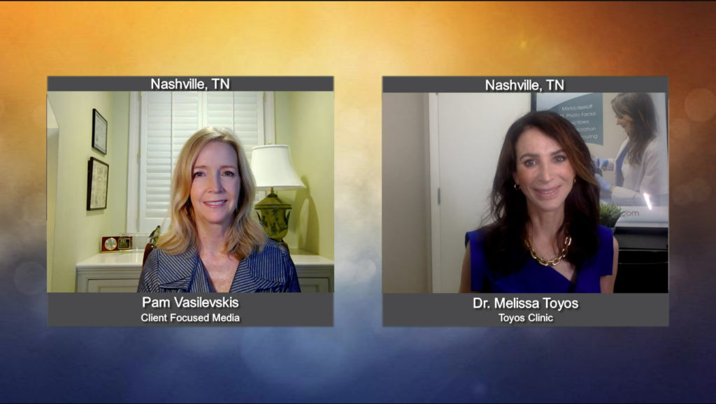 """""""Ask the Doc"""" with Dr. Melissa Toyos from Toyos Clinic"""