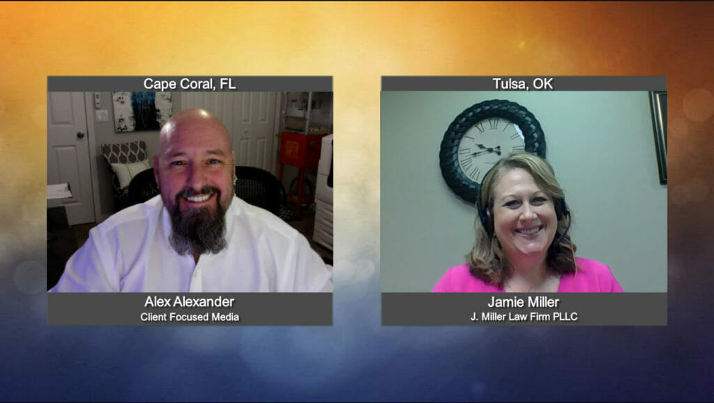 """""""Ask the Attorney"""" with Jamie Miller from J. Miller Law Firm PLLC"""