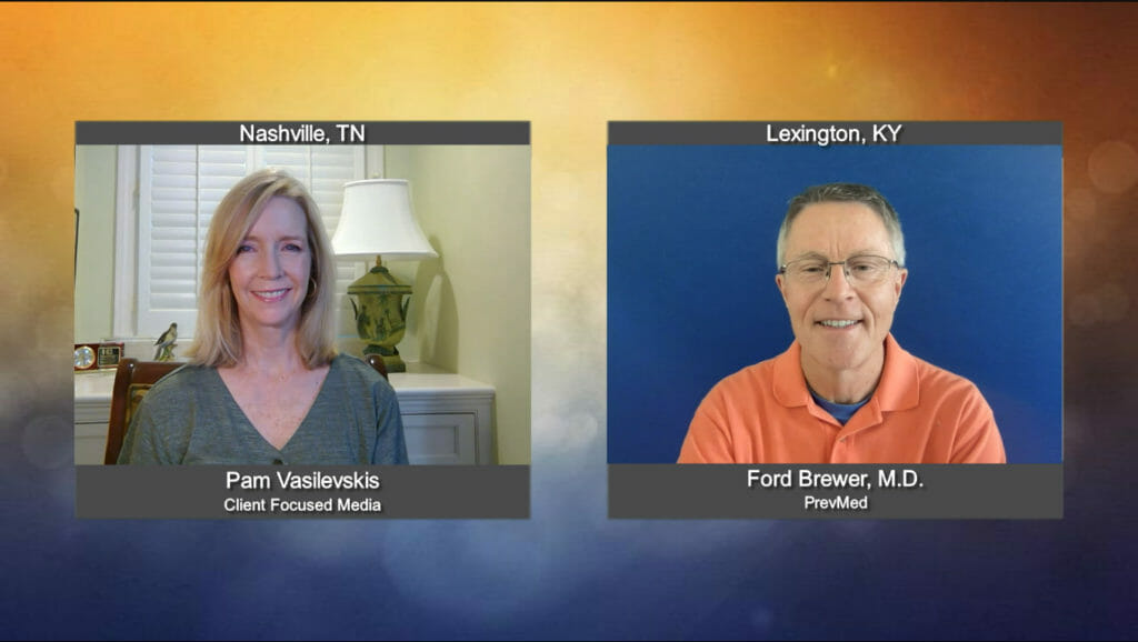 """""""Ask the Doc"""" with Ford Brewer, M.D. from PrevMed"""