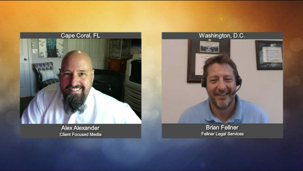 """""""Ask the Attorney"""" with Brian Fellner from Fellner Legal Services"""