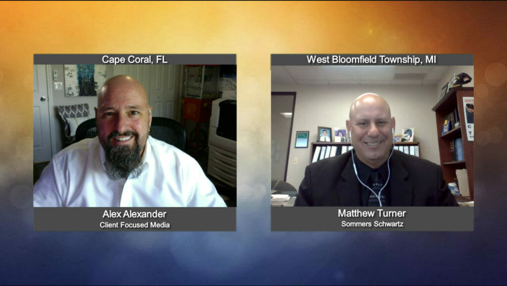 """""""Ask the Attorney"""" with Matthew Turner from Sommers Schwartz"""
