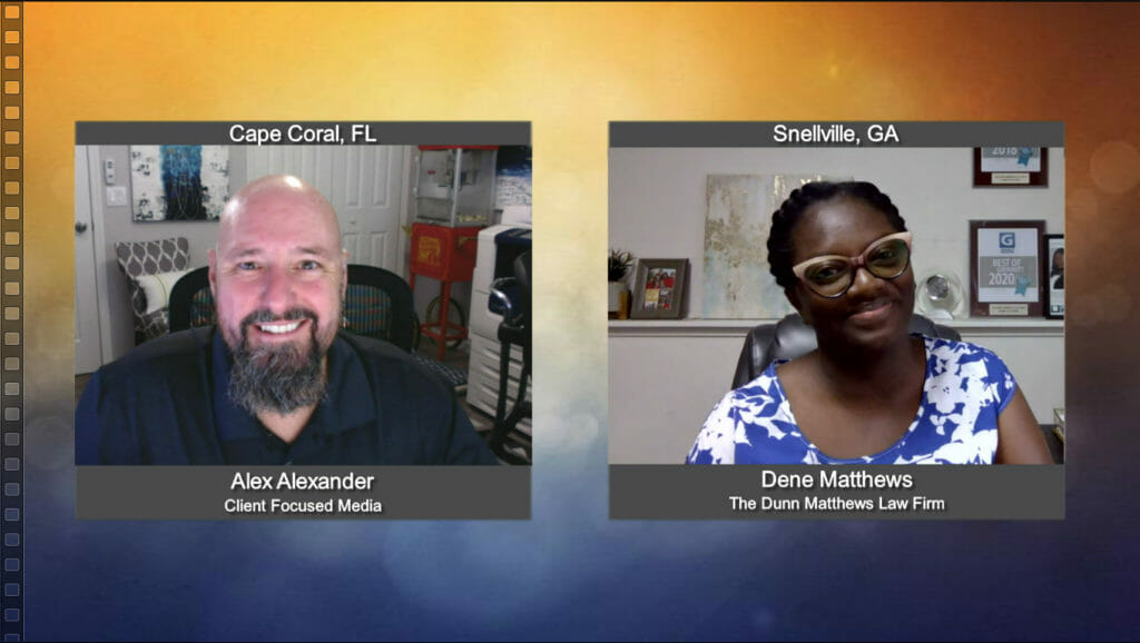 """""""Ask the Attorney"""" with Dene Matthews from the Dunn Matthews Law Firm"""