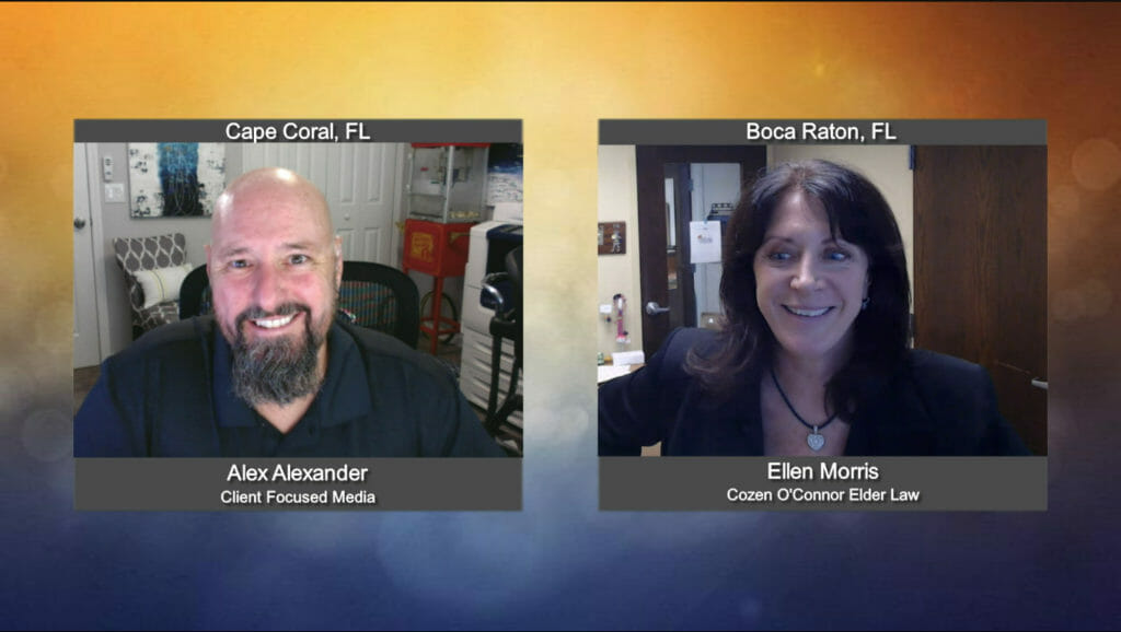 """""""Ask the Attorney"""" with Ellen Morris from Cozen O'Connor Elder Law"""