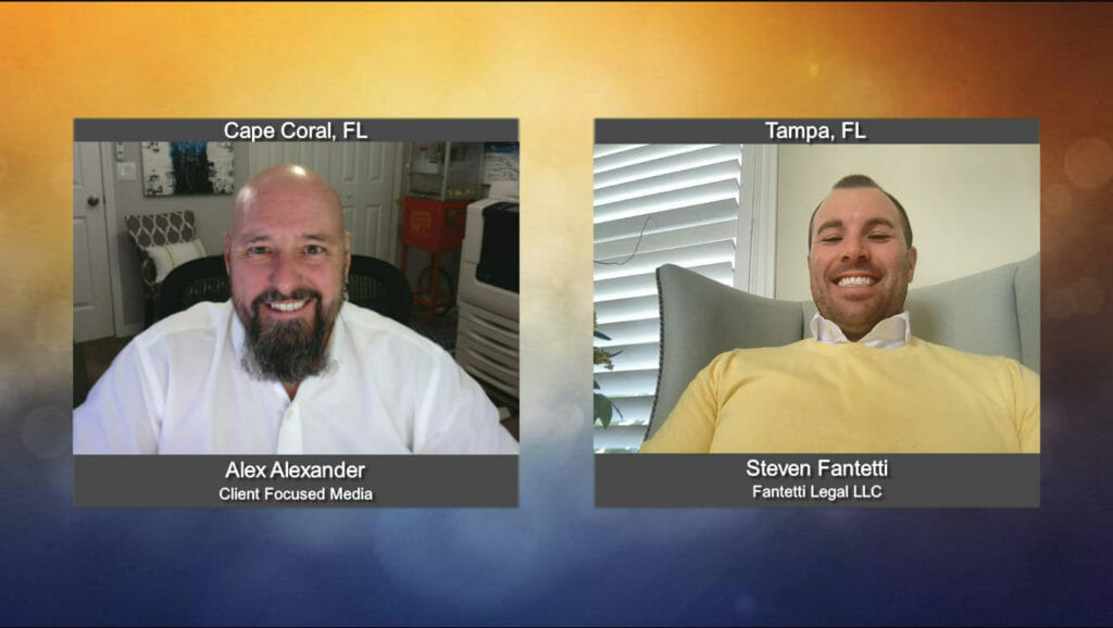 """""""Ask the Attorney"""" with Steven Fantetti from Fantetti Legal LLC"""
