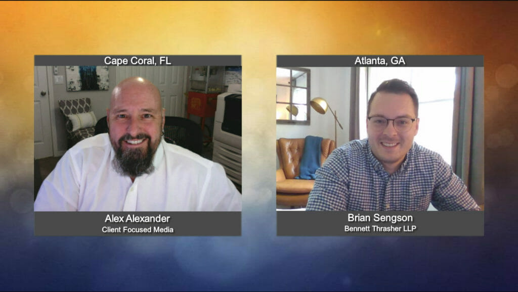 """""""Ask the Attorney"""" with Brian Sengson from Bennett Thrasher LLP"""